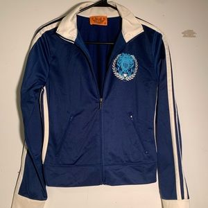 Juicy Couture Navy Track Jacket